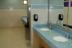 Basin Counter Top
