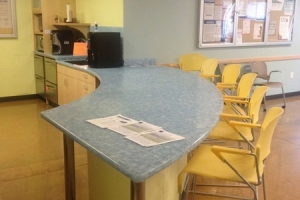Reception Counter Top