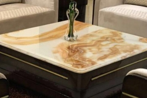 Onyx Center Tables