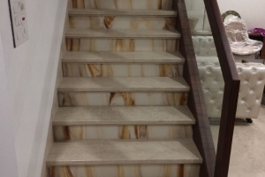 Onyx Staircase