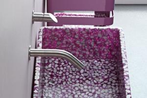 Pebble Purple 2