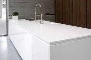 Solid Surface Kitchen Counters 2