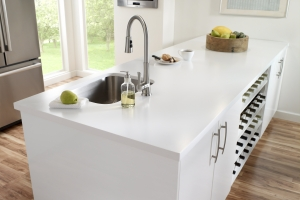 Solid Surface Kitchen Counters