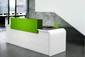 Solid Surface Reception Counters