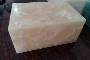 Flora Stone Wedding Box