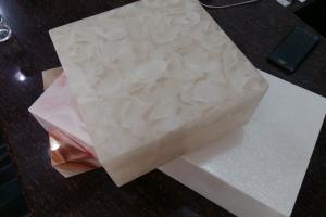 Onyx Stone Wedding Box
