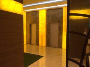 Ajnara Group Lift Area